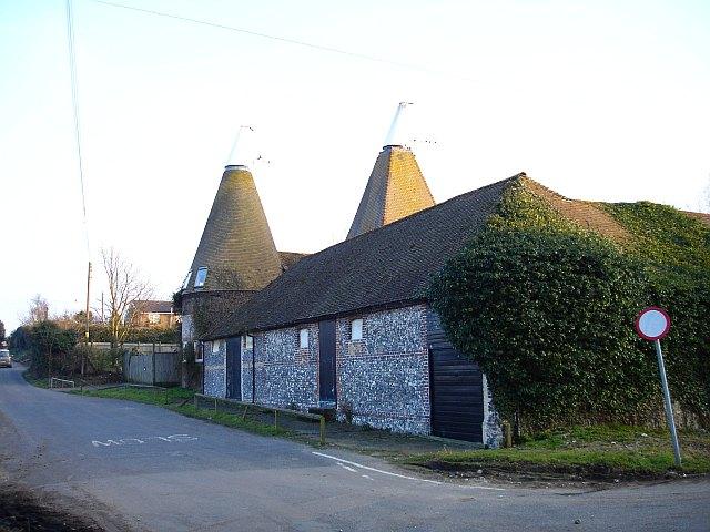 Meresborough Oasts