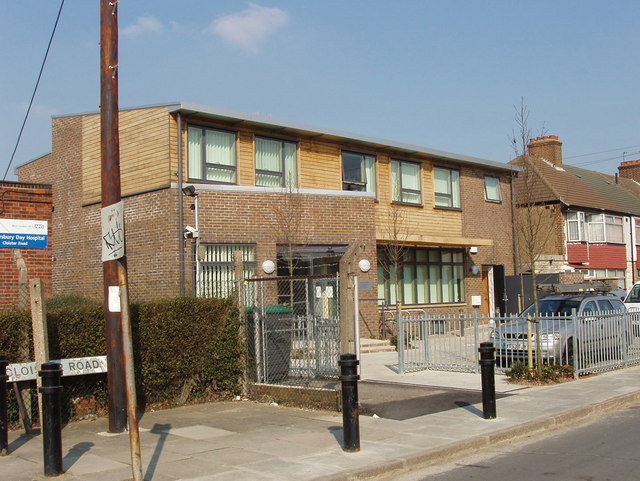 Doctors' surgery, Cloister Road, North Acton