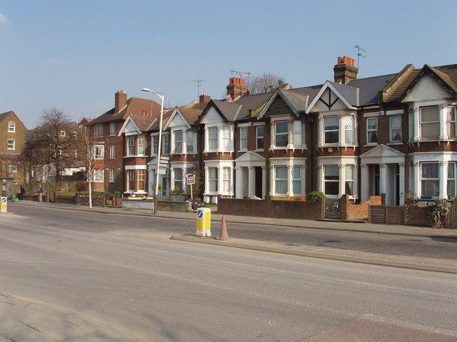 Horn Lane, North Acton