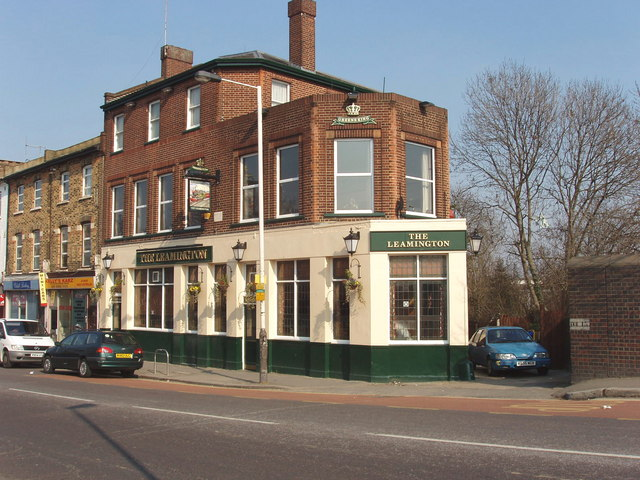 The Leamington, North Acton