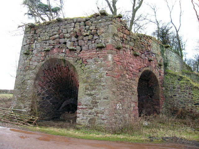 East Lothian Lime Kiln