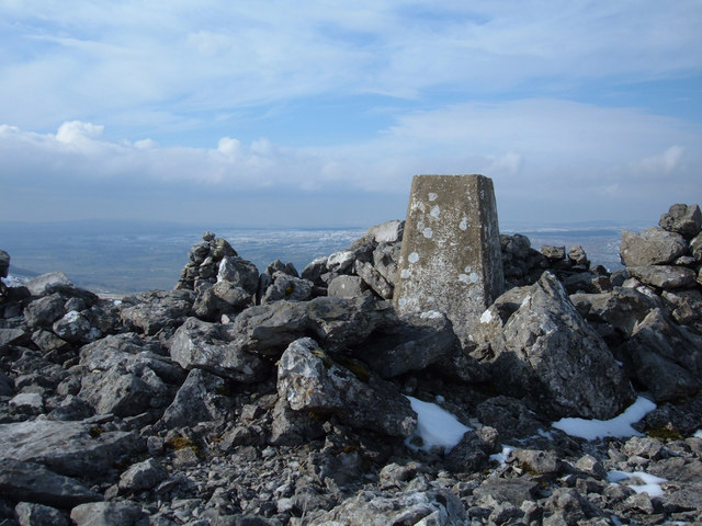 Trig Pillar, Warrendale Knotts