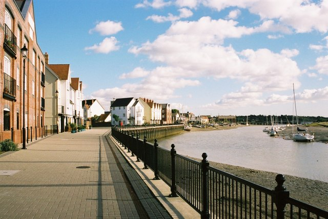 Wivenhoe Waterfront