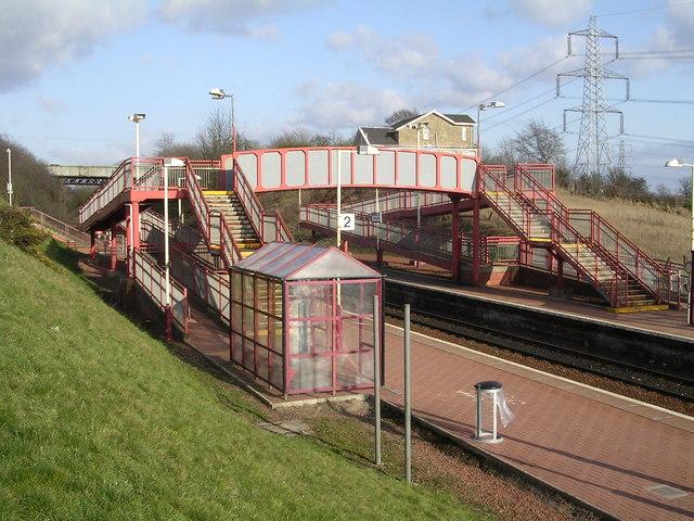 Baillieston Railway Station