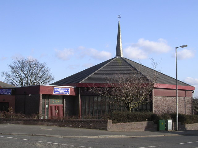 St Andrew's Church, Baillieston