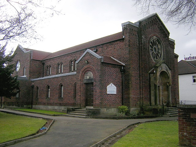 The Church of St Mark Oldhall
