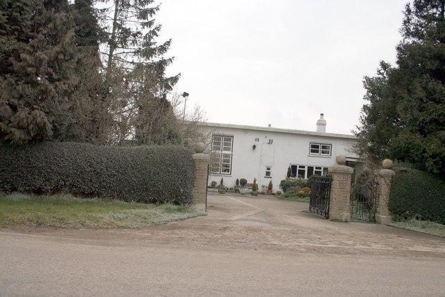 The White House, Greetham