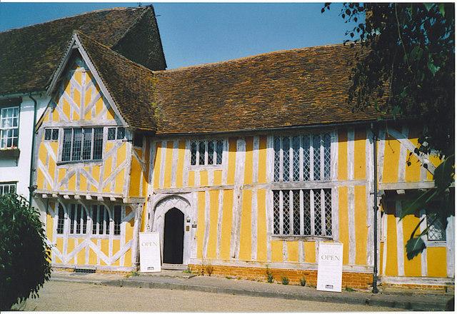 Little Hall, Lavenham