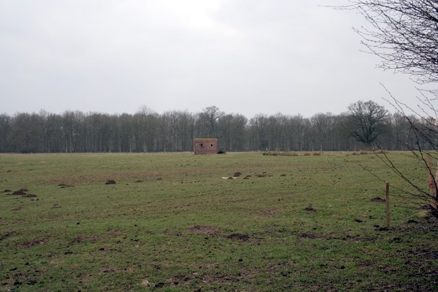 Pillbox near Shake Hole, Greetham