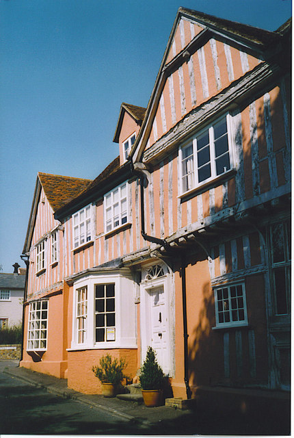 Old Grammar School, Lavenham.