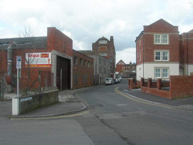 Court Street, Trowbridge