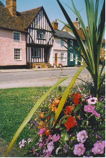Church Street, Lavenham.