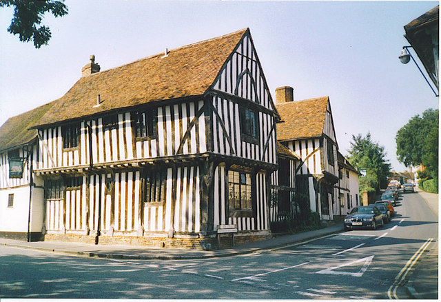 Wool Hall, Lavenham.