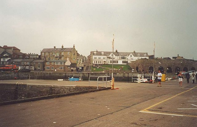 Seahouses' Harbour