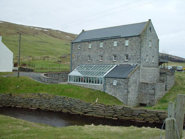 Weisdale Mill, Weisdale, Shetland