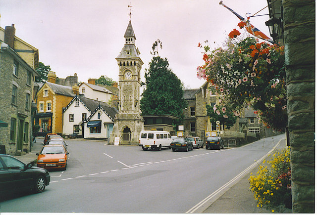 Clock Tower, Hay-on-Wye.