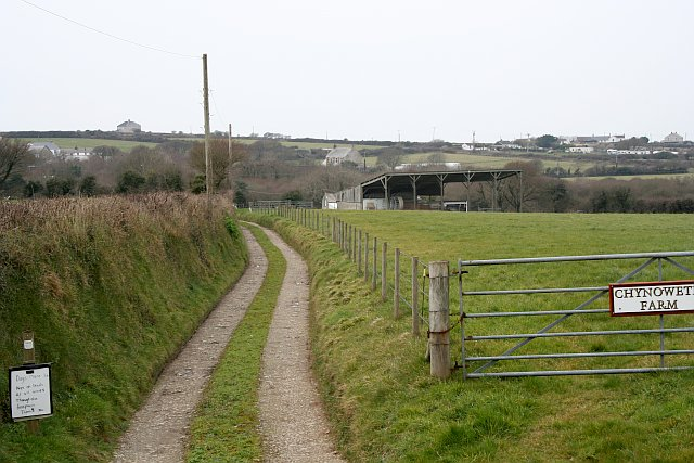 Farm north of Cubert