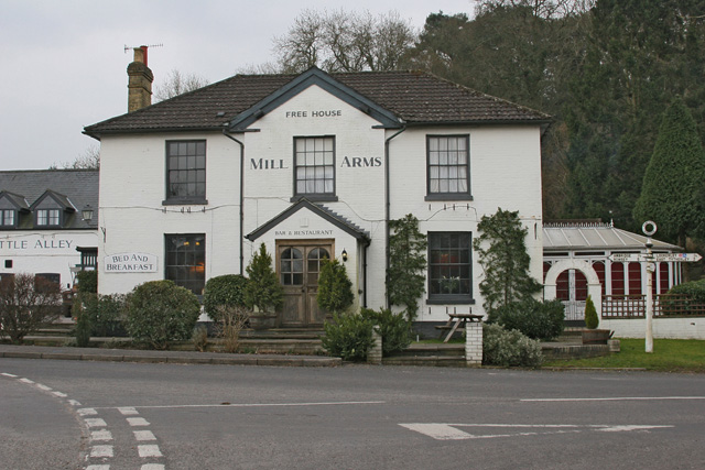 Mill Arms, Dunbridge