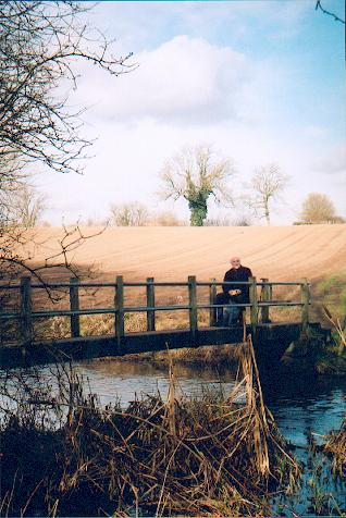 Bridge over the River Poulter near Elkesley.