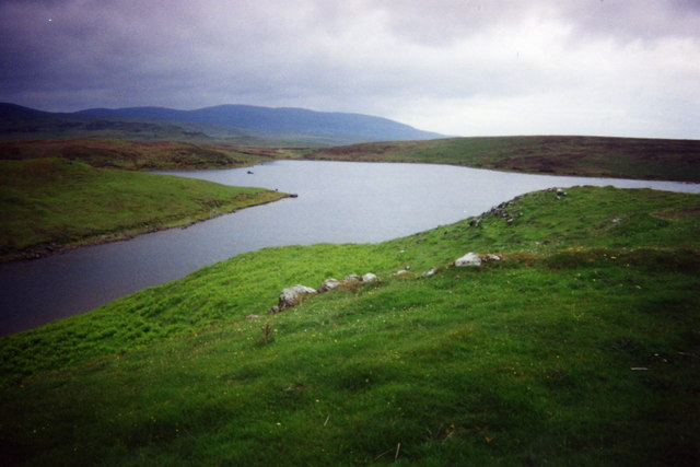 Loch Leathann Islay
