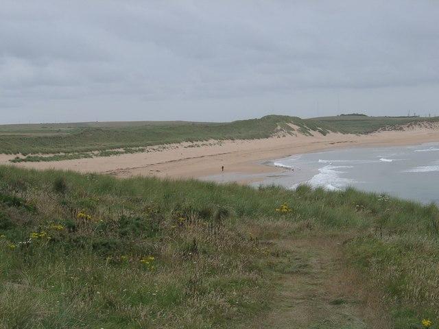 Craigewan beach