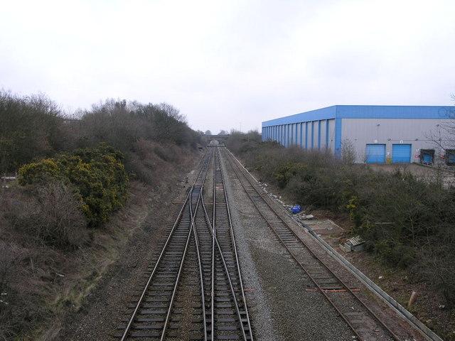 Railway Crossover