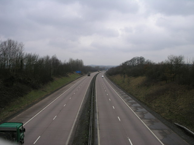 M54 to Telford