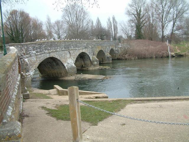 Iford Bridge, Dorset