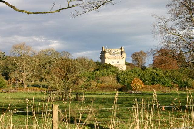 Udny Castle, nr Udny Green