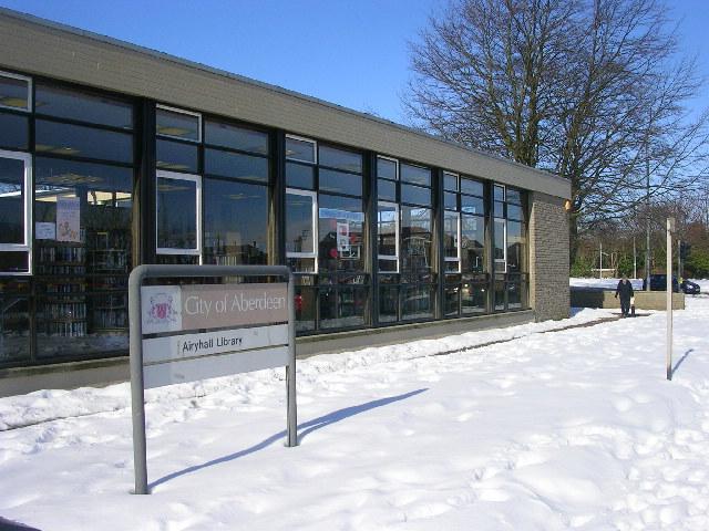 Airyhall Library