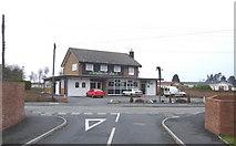 SJ7114 : Sutherland Arms, Muxton by al partington