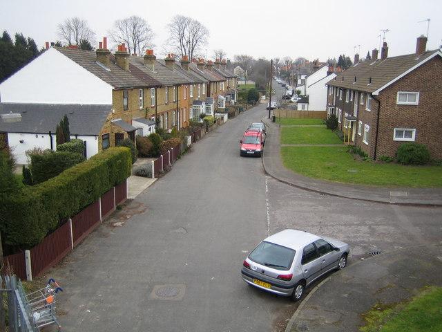 Ewell: West Street
