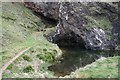 SW7657 : Entrance to a Mining Adit by Tony Atkin