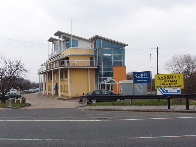 Heron House Studios, CONEL, Tottenham Hale