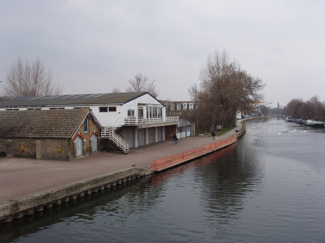 Lea Rowing Club, Spring Hill, Clapton