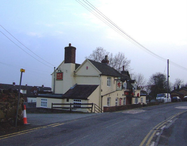 The Red Lion, Little Dawley