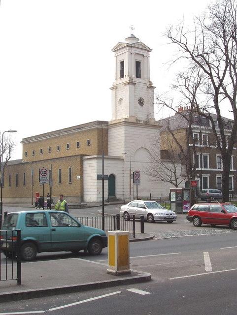 St Thomas the Apostle, Clapton Common