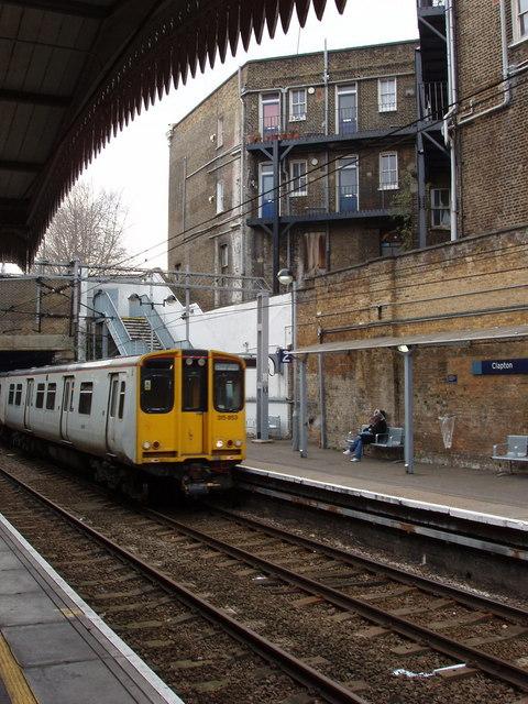 Clapton Station