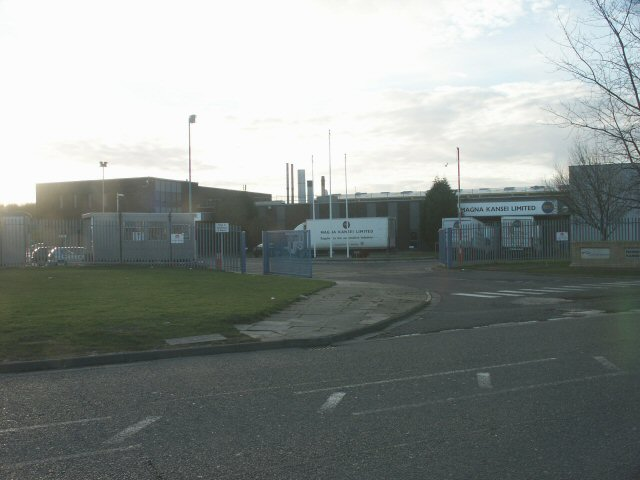 Factory, Pennywell Industrial Estate