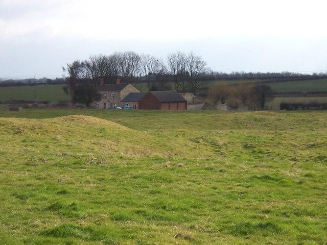 Gainsthorpe Deserted Medieval Village