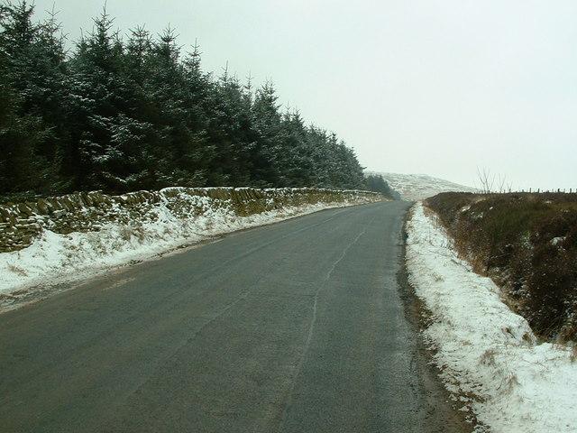 Linshaws Road