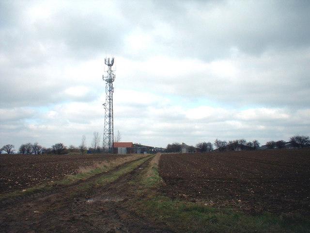 Cleatham - Telecomm Mast