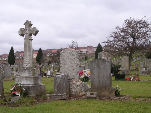 Old Monklands Cemetery