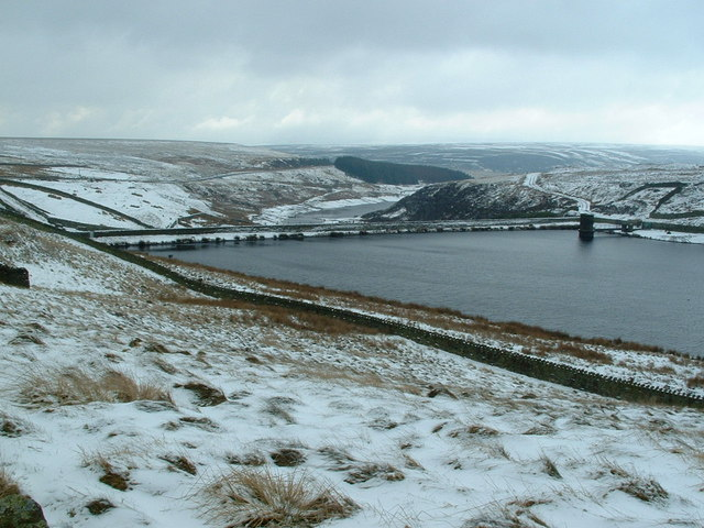 Harden and Winscar Reservoir