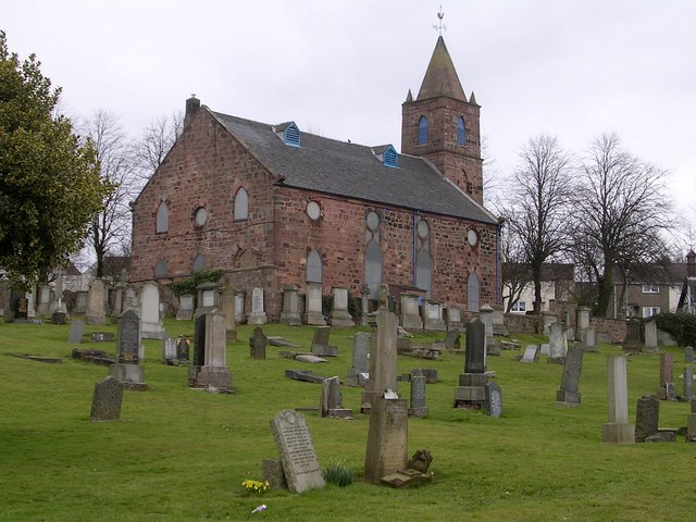 Old Monklands Parish Church