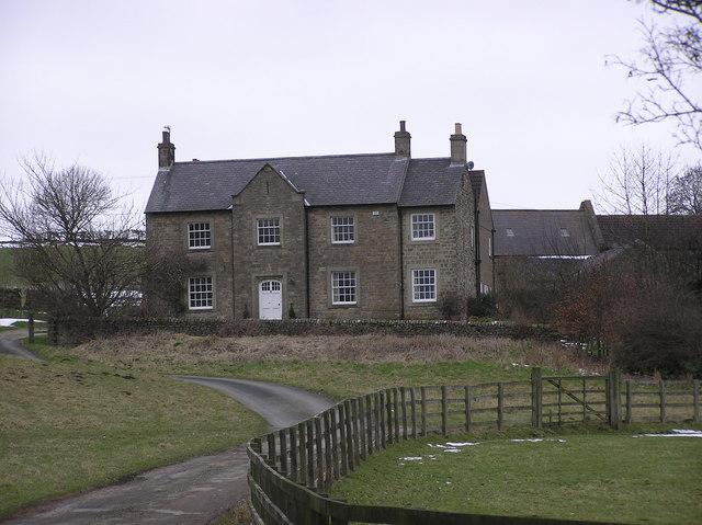 Low Gingerfield Farm.