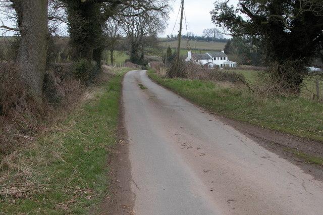 Cottage near St Weonards