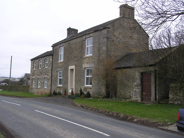 Whashton Green :  Farmhouse