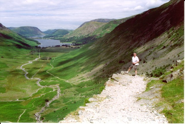 Warnscale Bottom towards Buttermere
