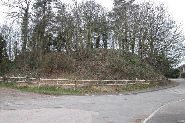 Motte at St Weonards